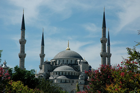 Galileo Global Group Geographic Reach Turkey & Middle East